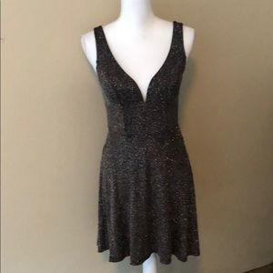 Formal dress with lots of sparkle NWOT